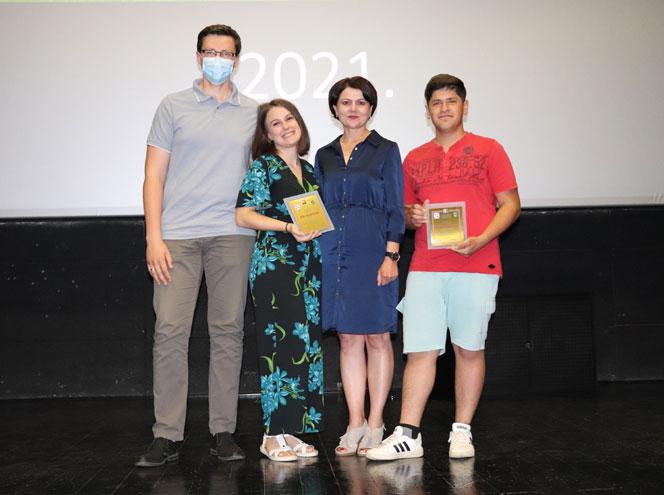 Nika Andričević i Darijo Đurđević su superodlikaši i učenici generacije