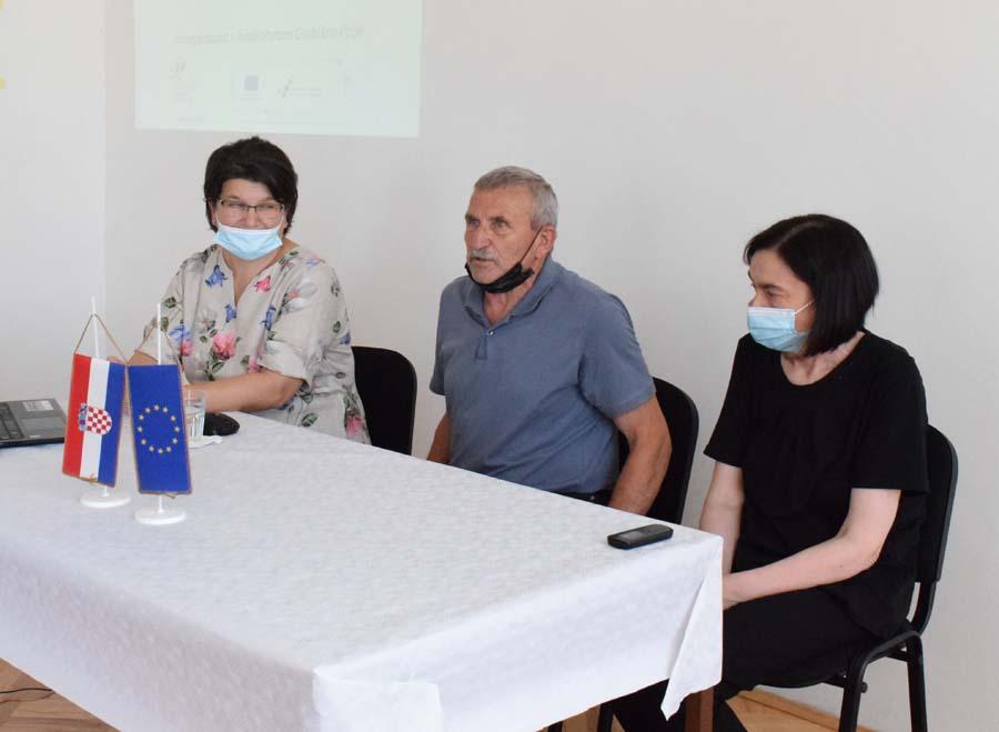 UOSIGP održao zavšnu konferenciju projekta Zaželi