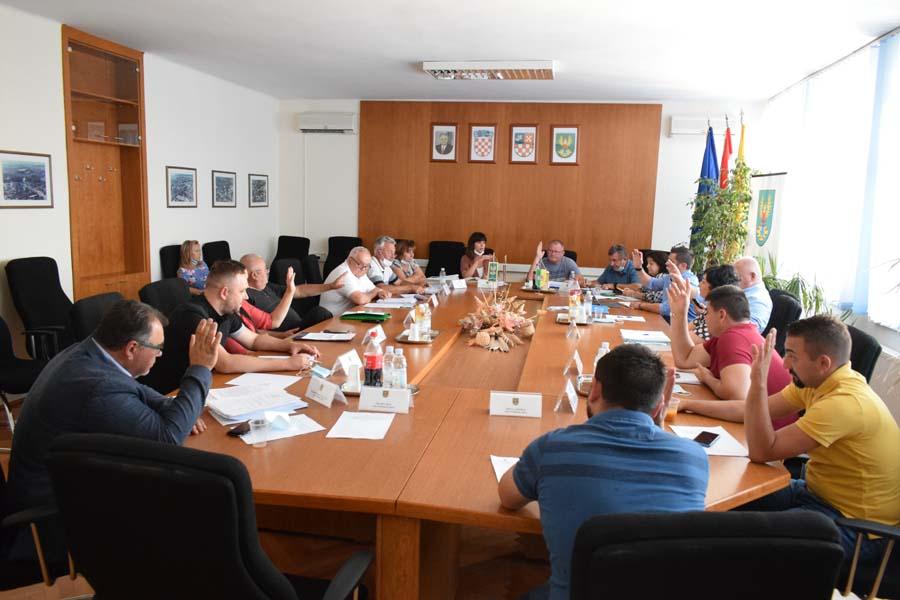 3. sjednica grubišnopoljskog Gradskog vijeća
