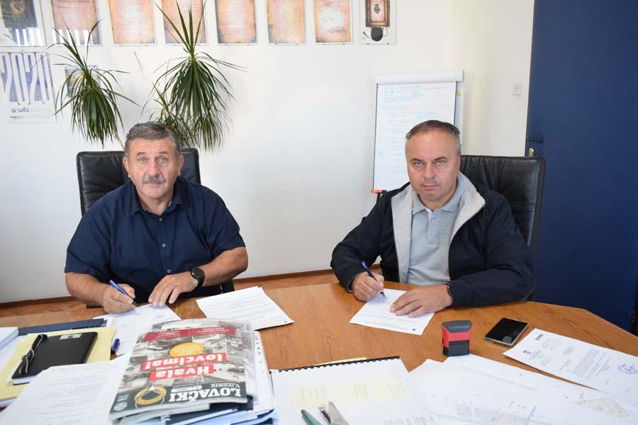 Potpisan ugovor za radove u Ulici Josipa Kozarca vrijedan 620 000 kuna