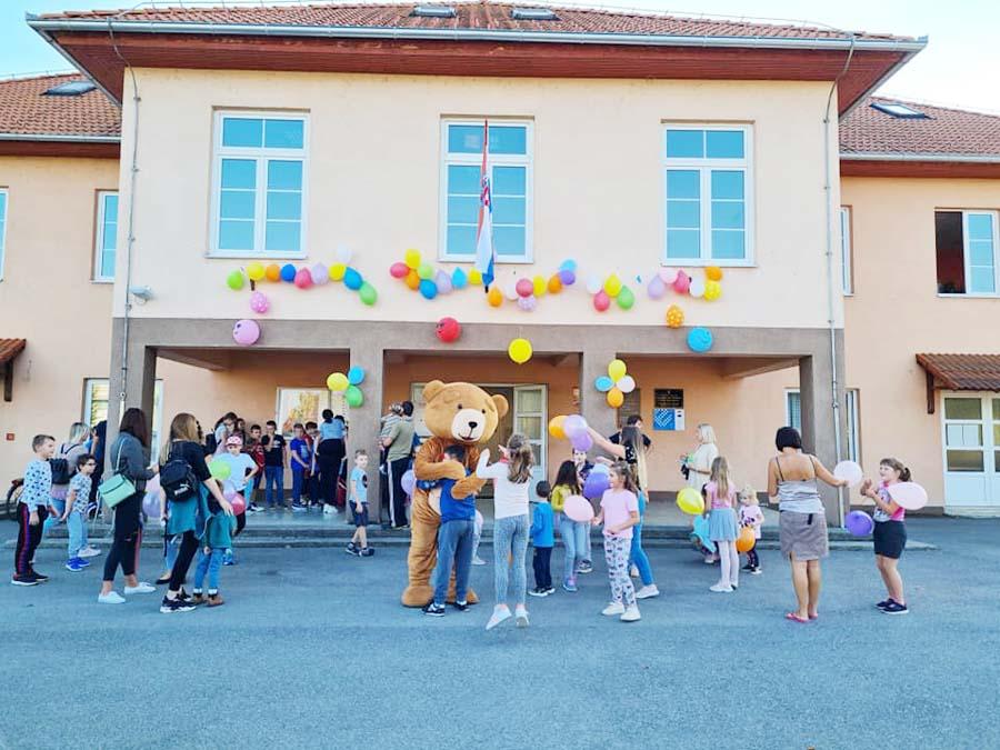Počelo obilježavanje Dječjeg tjedna u Grubišnom Polju