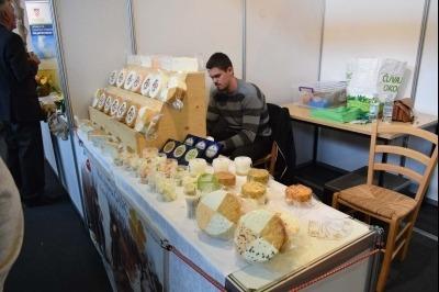 17. Gospodarski sajam - sajam sira