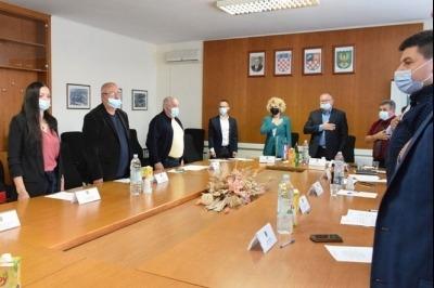 Kontituirajuća sjednica Gradskog vijeća 2. lipnja 2021