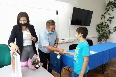 Nagrade najuspješnijim učenicima OŠ I.N. Jemeršića 2021.