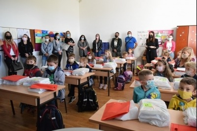 Prvi dan školske godine 2021.