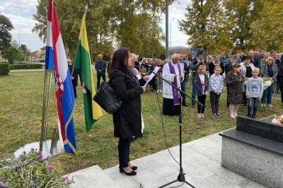 Komemoracija u Ivanovu Selu 2021.