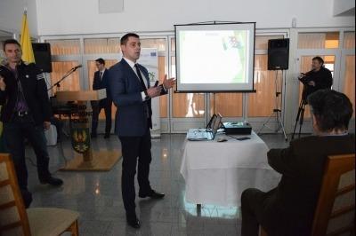 Predstavljanje projekta 'Proizvodno poduzetnički inkubator Grubišno Polje'