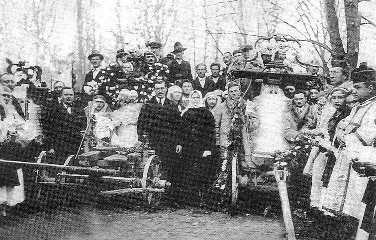 Posveta zvona za župnu crkvu 1924. godine