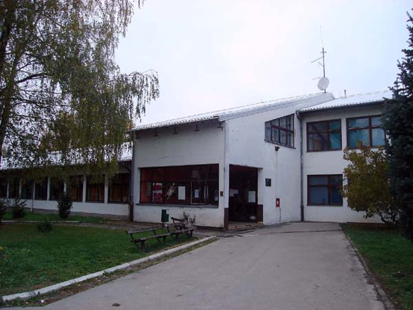 Srednja Skola Grubisnopolje Hr